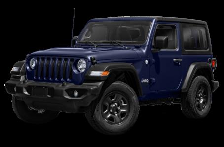 New 2021 Jeep Wrangler Exterior