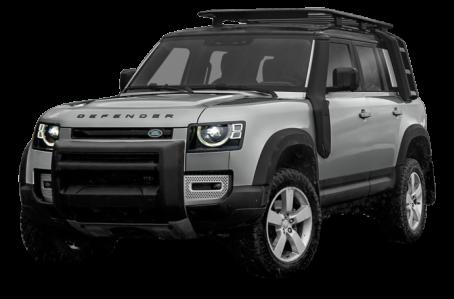 New 2021 Land Rover Defender Exterior