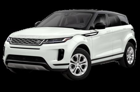 New 2021 Land Rover Range Rover Evoque Exterior