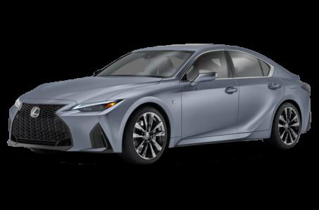 New 2021 Lexus IS 350 Exterior