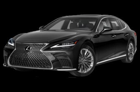 New 2021 Lexus LS 500 Exterior