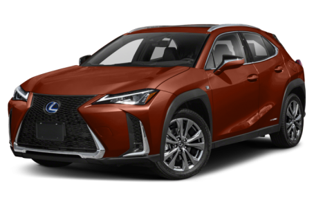 Picture of the 2021 Lexus UX 250h