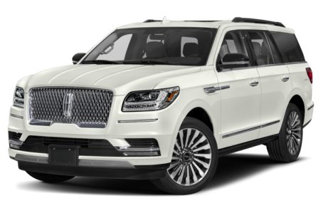 New 2021 Lincoln Navigator L Exterior