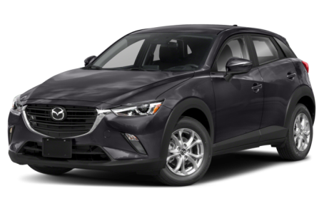 New 2021 Mazda CX-3 Exterior