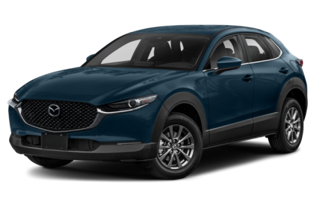 New 2021 Mazda CX-30 Exterior