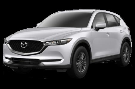 New 2021 Mazda CX-5 Exterior