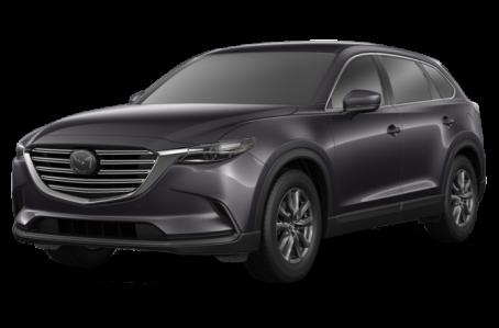 New 2021 Mazda CX-9 Exterior