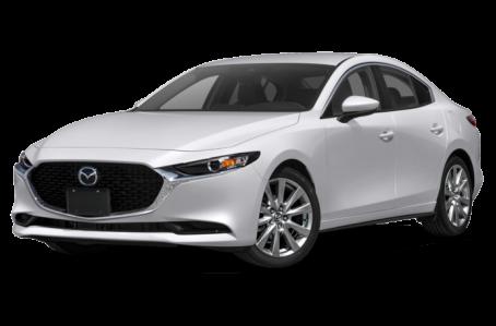 New 2021 Mazda Mazda3 Exterior