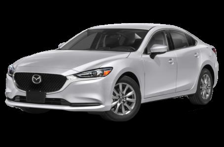 New 2021 Mazda Mazda6 Exterior