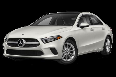 New 2021 Mercedes-Benz A-Class Exterior