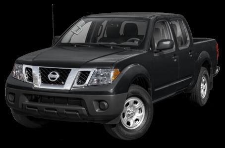 New 2021 Nissan Frontier Exterior