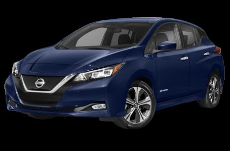 New 2021 Nissan LEAF Exterior