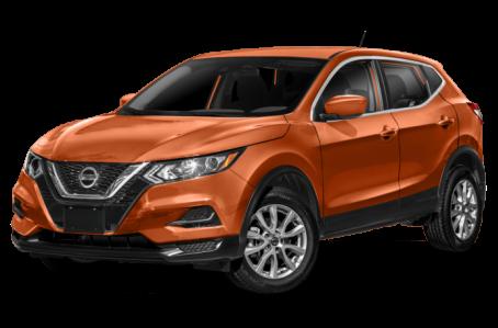New 2021 Nissan Rogue Sport Exterior