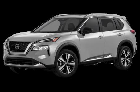 New 2021 Nissan Rogue Exterior
