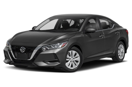 Picture of the 2021 Nissan Sentra