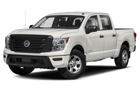 Picture of the 2021 Nissan Titan