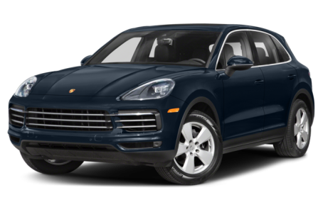 Picture of the 2021 Porsche Cayenne