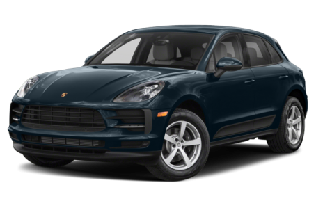 Picture of the 2021 Porsche Macan