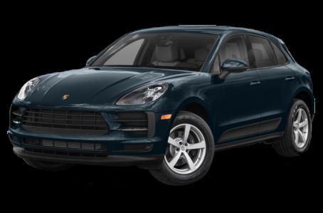 New 2021 Porsche Macan Exterior