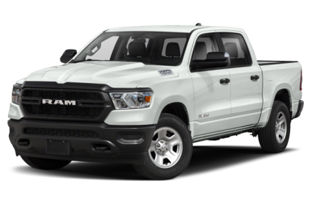 Picture of the 2021 RAM 1500
