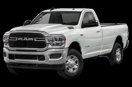 New 2021 RAM 2500 Exterior