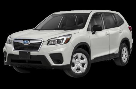 New 2021 Subaru Forester Exterior