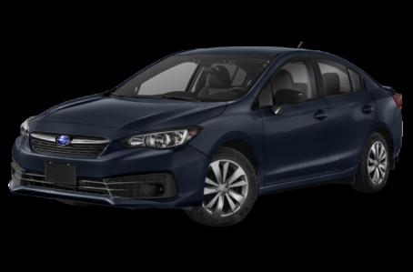 New 2021 Subaru Impreza Exterior