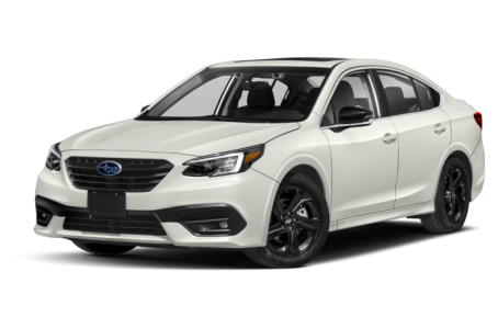 New 2021 Subaru Legacy Exterior