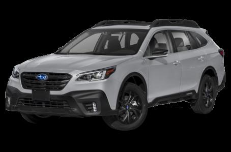 New 2021 Subaru Outback Exterior