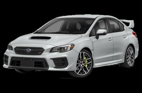 New 2021 Subaru WRX STI Exterior