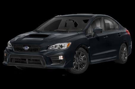 New 2021 Subaru WRX Exterior