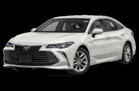 New 2021 Toyota Avalon Hybrid Exterior