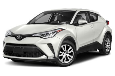 New 2021 Toyota C-HR Exterior