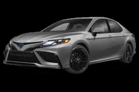 New 2021 Toyota Camry Hybrid Exterior