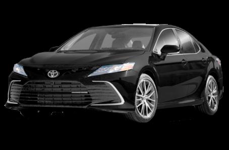 New 2021 Toyota Camry