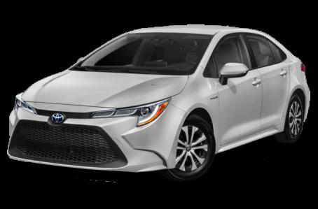 New 2021 Toyota Corolla Hybrid Exterior