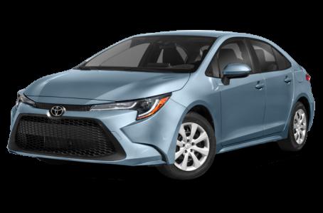 New 2021 Toyota Corolla Exterior