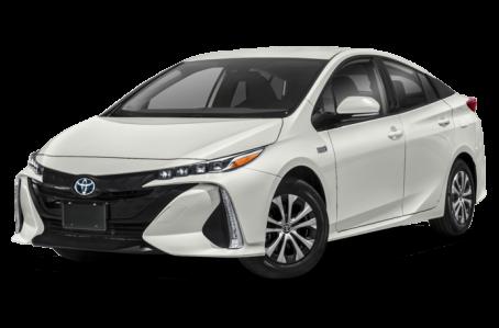 Picture of the 2021 Toyota Prius Prime