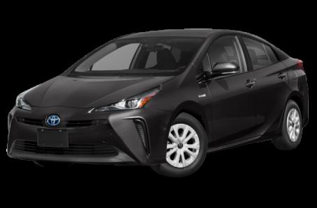 New 2021 Toyota Prius Exterior