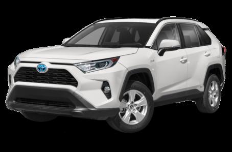 New 2021 Toyota RAV4 Hybrid Exterior