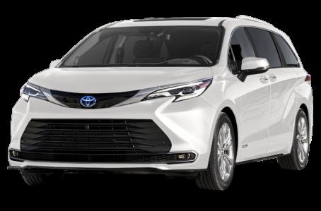 New 2021 Toyota Sienna Exterior