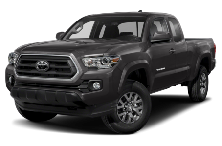 New 2021 Toyota Tacoma Exterior