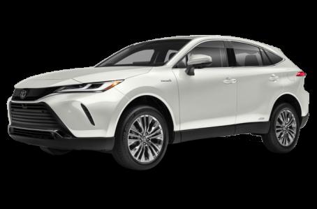 New 2021 Toyota Venza Exterior