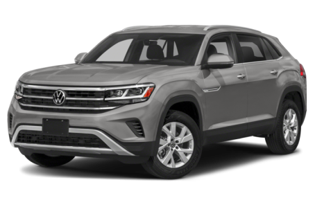 New 2021 Volkswagen Atlas Cross Sport Exterior