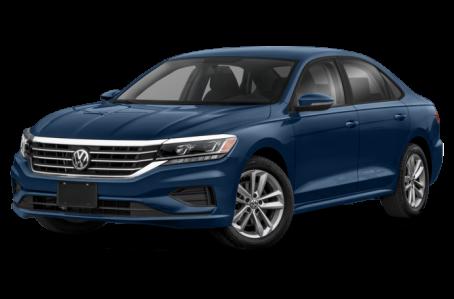 New 2021 Volkswagen Passat Exterior
