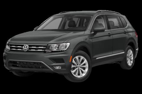 New 2021 Volkswagen Tiguan Exterior