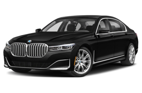 New 2022 BMW 740 Exterior
