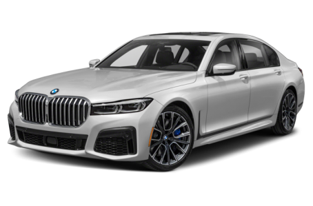 New 2022 BMW 750 Exterior