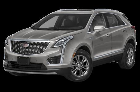 New 2022 Cadillac XT5 Exterior
