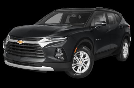 New 2022 Chevrolet Blazer Exterior
